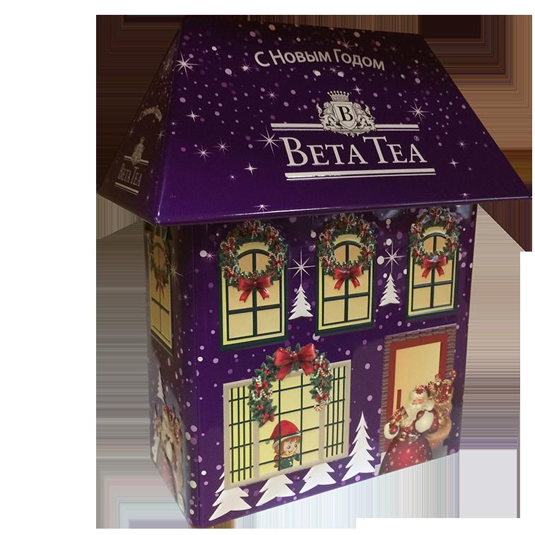 чай в жестяном домике